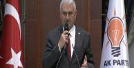 Başbakan Binali Yıldırım, quot;Terör örgütü silahları bırakabiliriz, konuşalım#039; diyor.