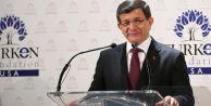 Başbakan Davutoğlu: Terör tehdidinin beli kırıldı