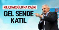 Başbakan Yıldırım#039;dan Kılıçdaroğlu#039;na çağrı