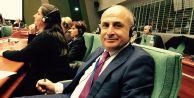 Başkan Akgün, Strazburg#039;da Türkiye#039;yi temsil edecek