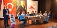 """Başkan Cem Kara, Yazıp, çizip göndermekle sorunlar çözülmüyor"""""""