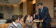 Başkan Karadeniz#039;den Çocuk Meclisi Müjdesi