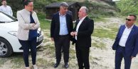 Başkan Mesut Ünerden Yalıköy Mahallesine Ziyaret