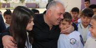Başkan Üner#039;den okullara ziyaret