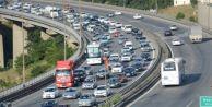 Bayram dönüşü trafik çilesi sürüyor