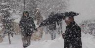 Beklenen Kar, Çarşamba...