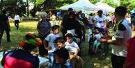 Belediye'den engellilere piknik hizmeti