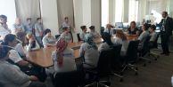 Belediye personeline geri dönüşüm eğitimi
