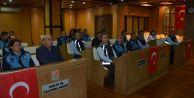 Belediye Personeline Mevzuat Eğitimi Verildi