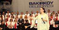BELKIS AKKALE'DEN MUHTEŞEM BAHAR KONSERİ