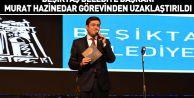 Beşiktaş Belediye Başkanı Hazinedar görevinden alındı
