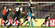 Beşiktaş İtalyan ekibi Napoli#039;yi 3-2 yendi