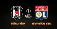Beşiktaş - Lyon maçı ne zaman saat kaçta hangi şifresiz kanalda?