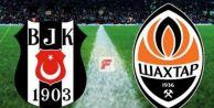 Beşiktaş - Shakhtar maçının saati değişti