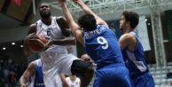Beşiktaş Sompo Japan - Demir İnşaat Büyükçekmece: 78-65
