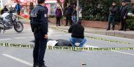 Beton mikserinin çarptığı kadın öldü