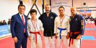 Beylikdüzü Ju-Jitsu Uluslararası Seminerine ev sahipliği yaptı