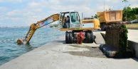 Beylikdüzü#039;nde deniz kıyısı temizlendi