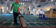 Beylikdüzü#039;nde ibadethanelere bayram temizliği
