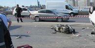 Beylikdüzü#039;nde zincirleme kaza: 1 ölü, 3 yaralı