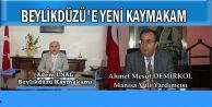 BEYLİKDÜZÜ#039;NÜN YENİ KAYMAKAMI ADEM ÜNAL