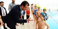 Beylikdüzü Yüzme Kulübu açıldı