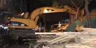 Beyoğlu#039;nda sabaha karşı yıkım operasyonu