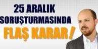 Bilal Erdoğan'ında içinde bulunduğu 96 kişi hakkında takipsizlik kararı!