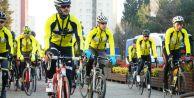 Bisikletçilerin ilk durak yeri artık Beylikdüzü