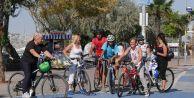 Bisikletini al gel, Büyükçekmece Eylülde çok güzel!