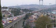 Boğaz#039;da intihar girişimi trafiği