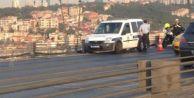 Boğaz Köprüsü'nde İntihar Girişimi Trafiği Kilitledi