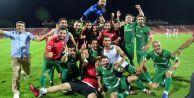 Bölgesel Amatör Lig ekibi Kars 36 Spor Balıkesirspor#039;u eledi!