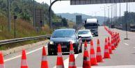 Bolu Dağı Tüneli#039;nin İstanbul Yönü 1 Ay Ulaşıma Kapatıldı