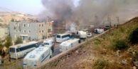 Bombalı saldırı: 8 polis şehit 50 yaralı