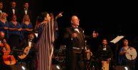 Bülbül ve Gül Türk Sanat Müziği Konserine Yoğun İlgi