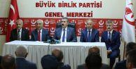 Büyük Birlik Partisi Kongre Kararı Aldı