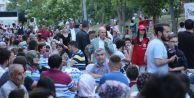 Büyükçekmece Ailesi Hilal 86 iftarında buluştu