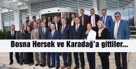 Büyükçekmece Belediye Meclisi, Bosna Hersek ve Karadağda