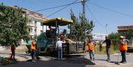 Büyükçekmece Belediyesi#039;nden asfaltlama seferberliği