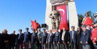 Büyükçekmece, Çanakkale Zaferi'ni şanına yakışır biçimde kutladı