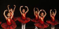 Büyükçekmece#039;de dans günlerine yoğun ilgi