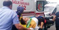 Büyükçekmece#039;de #039;Drift#039; Terörü: 7 Lise Öğrencisi Yaralandı