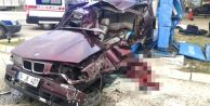 Büyükçekmece#039;de Trafik Kazası: 2 Ölü