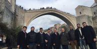 Büyükçekmece heyeti Bosna Hersek#039;ten döndü
