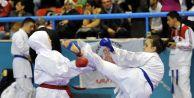 Büyükçekmece Karate  Şampiyonası'na damgasını vurdu