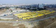 Büyükçekmece#039;nin Örnek Kurban Satış ve Kesim Tesisi bayrama hazır