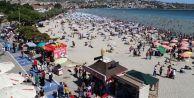 Büyükçekmece sahilleri Bodrum ve Marmaris'i aratmıyor