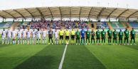 Büyükçekmece Tepecikspor: 2 - Nazilli Belediyespor: 1
