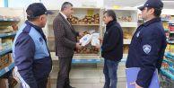 Büyükçekmecede ambalajsız ekmek satanlar uyarıldı!